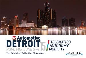 Telematics Detroit 2015